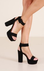 Therapy Shoes - Lelda in black