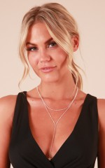 Seize The Moment necklace in silver