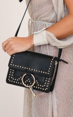 Shes Wilder bag in black
