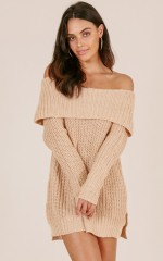 Follow My Heart knit in blush