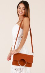 Tranquil bag in tan