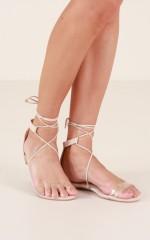 Billini - Davana Sandals in nude micro