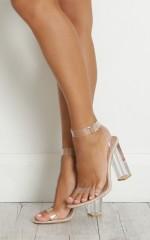 Billini - Inca Heels in nude patent