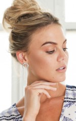 Ayela Earring in silver