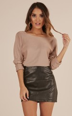 Parallel Line top in mocha