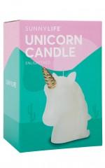 Sunnylife - Unicorn Candle Medium