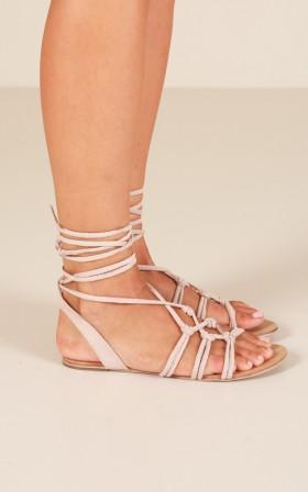 Billini - Mykonos Sandals in nude micro