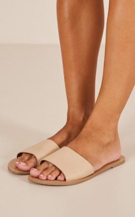 Billini - Crete Slides in nude