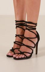 Billini - Nikita Heels in black