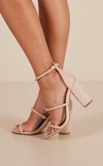 Billini - Marlie Heels in nude micro