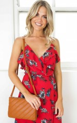 Hilda bag in tan