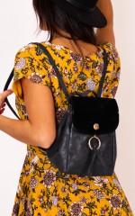 Mayday bag in black