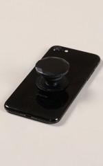 PopSocket in black metallic diamond