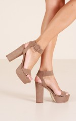 Therapy Shoes - Lelda in taupe