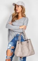 Big Ups bag in grey