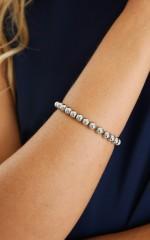 Amongst It bracelet in silver