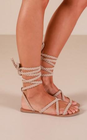 Billini - Madrid Sandals in skin micro