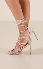 Billini - Nikita Heels in nude