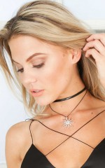 Amplifier Choker in black and silver