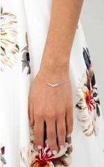 For My Lover bracelet in rose gold