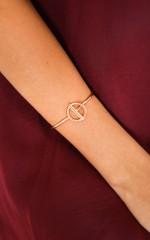 Gabriele bracelet in gold
