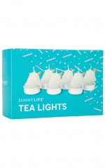 Sunnylife - Unicorn Tea Lights 6 pack
