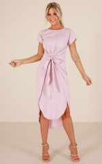 Song of Yours dress in blush