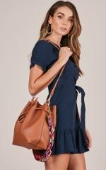 Rebel Heart bag in tan