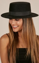 All You Are hat in black