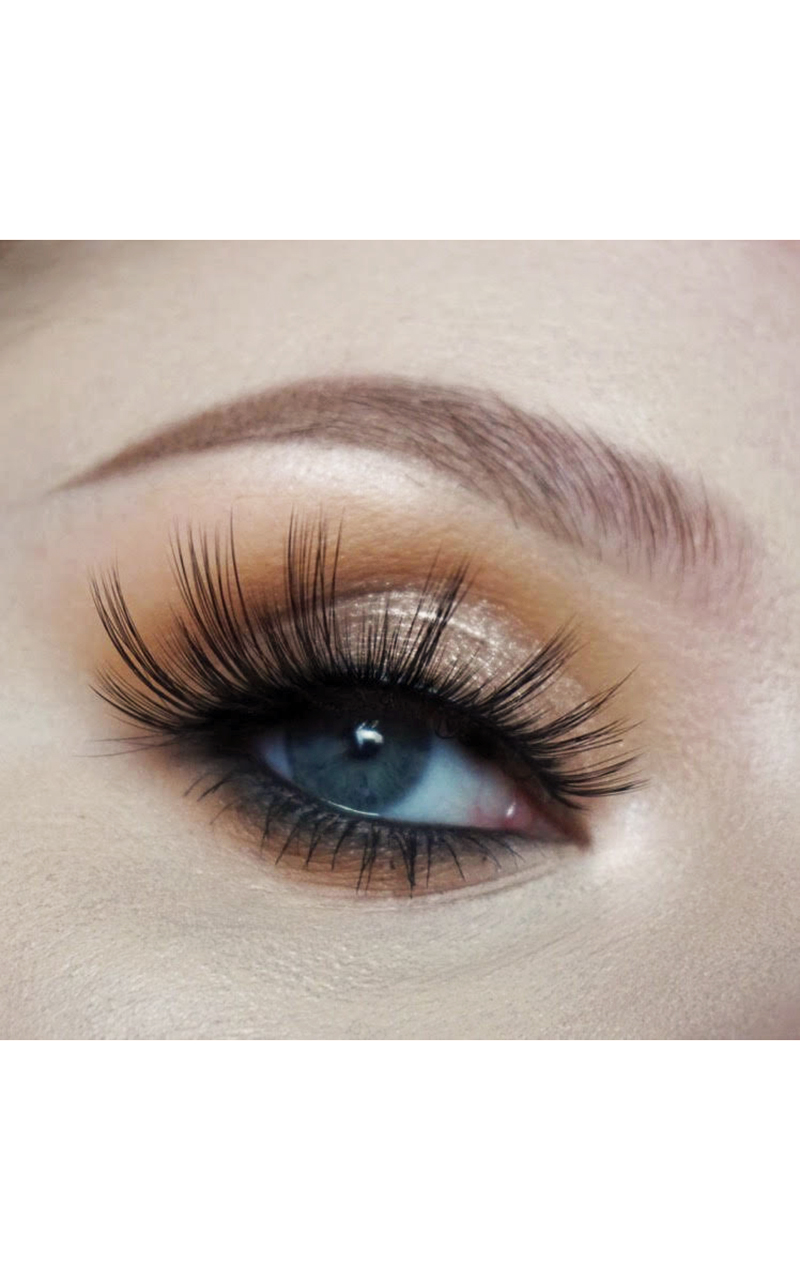 5266f141752 Land of Lashes - Faux mink in Allure | Showpo