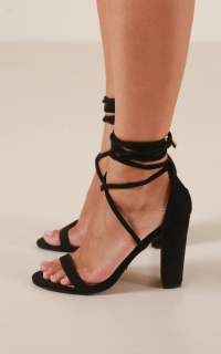 Billini - Josephine Heels in black