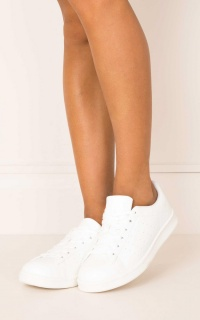 Therapy Shoes - Kiki in white