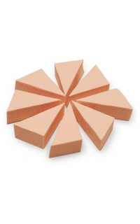 Baking Triangle Sponge Pack - 8 PC