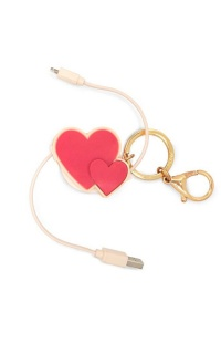 Ban.do - Charger Keychain Cluster Heart