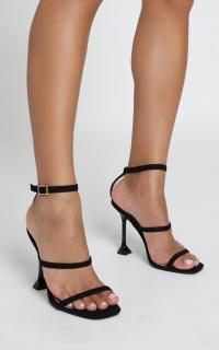Billini - Frankie Heels In Black
