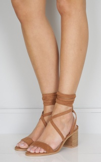 Billini - Wistful In Tan Suede