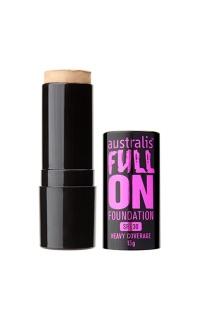 Australis - Full On Foundation in beige