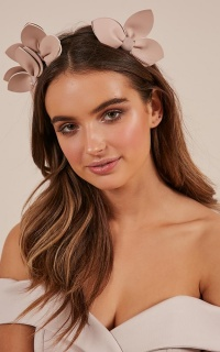 Luscious Life hair piece in blush