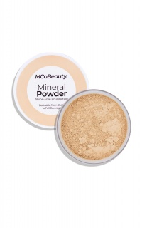 MCo Beauty - Mineral Powder Shine Free Foundation In Nude