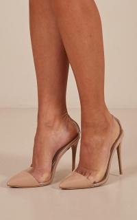 Billini - Roda heels in nude patent