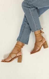 Billini - Yolanda heels in light tan