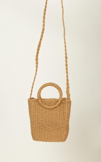 Sucker For You Bag In Tan