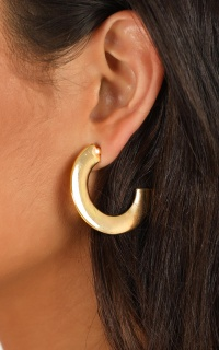 When I Dream Earrings In Gold