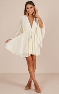 The Best Of Me Dress In Cream