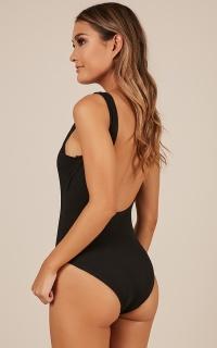 The Best Thing Bodysuit in Black