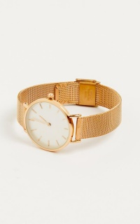 What About Me Watch In Rose Gold