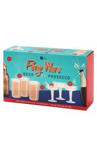 Pong Wars Beer V Prosecco
