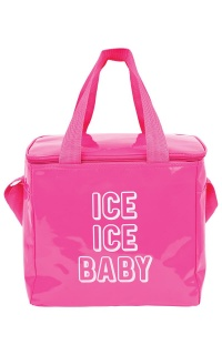Sunnylife - Large Cooler bag In Neon Pink