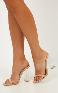 Billini - Isobel Heels In Nude