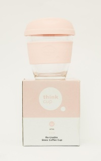Think Cup In Blush 8oz